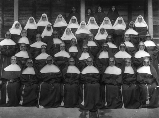 Sisters of the Holy Family New Orleans, 1899
