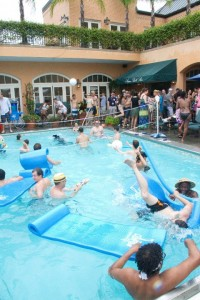 Milagro Tequila Pool Party
