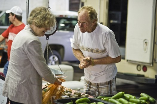 An innovative token system has reshaped buying trends at the Crescent City Farmers Market.