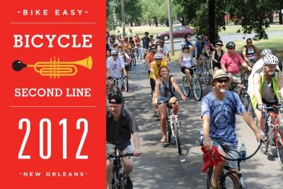 Bike Easy's Second Line