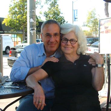 alan goldberg & cp_lunch in L.A.