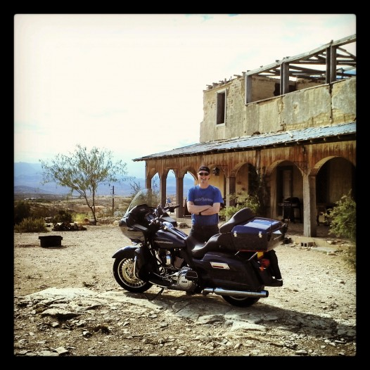 From my roadtrip: Terlingua, TX