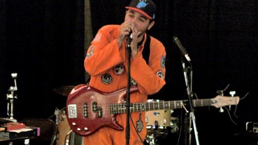 Sun Dog: A one-man band