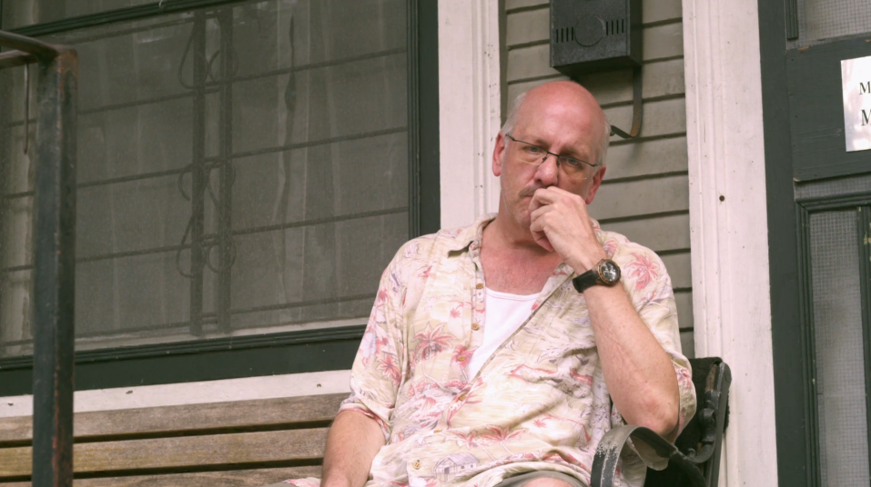 Bob Edes stars as a landlord weary of telling tenants his rental is safe in a short film by David Zalkind