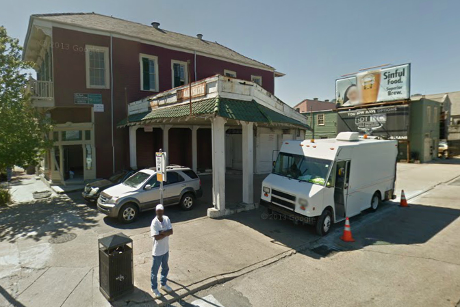Restaurateur and new New Orleanian Sean Meenan hopes to turn an abandoned gas station on North Rampart into a Latin American-themed restaurant.