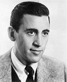 """J.D Salinger, author of """"Catcher in the Rye"""""""