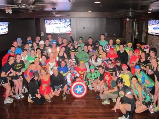 HRC Superheros