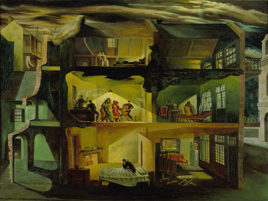 John McCrady, I Can't Sleep, 1933/48