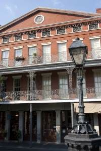 The 1850 House, where the Ghostly Galavant Party will be held