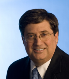 WYES president and general manager Allan Pizzato