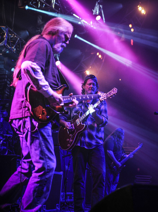 Widespread Panic, Halloween night at the Lakefront Arena
