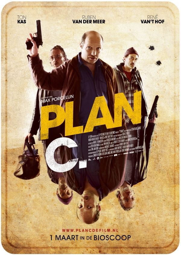 Plan C's promotional poster