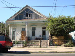 The house at 4907 Magazine where Oswald probably first met Cuban intelligence. Photo Credit: EB Held