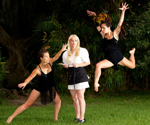 Gris Gris Strut Dance Troupe will perform at Fringe Fest (Photo by Paul Punzo)