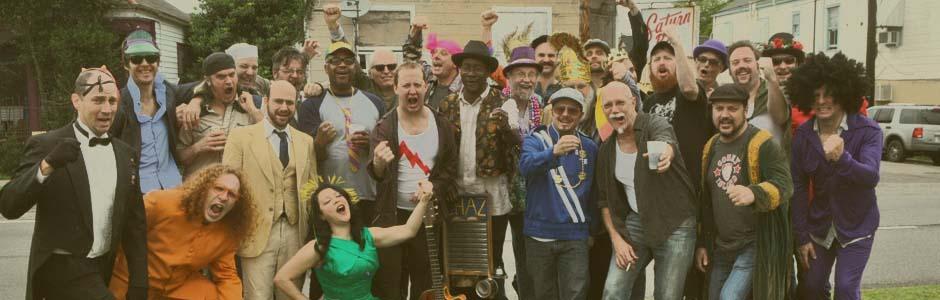 the Valparaiso Men's Chorus.