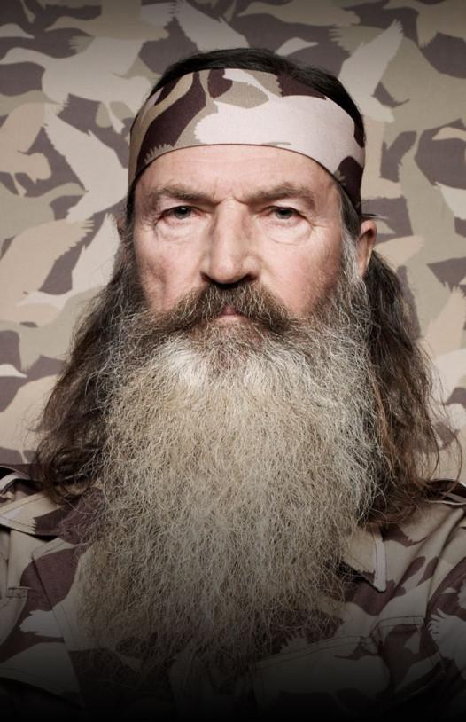 'Duck Dynasty' patriarch Phil Robertson