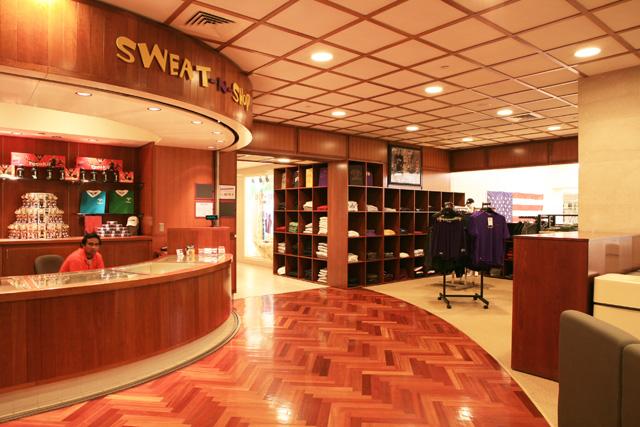 The Sweat-N-Shop at NYU