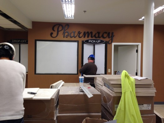 what will be the pharmacy inside circle foods