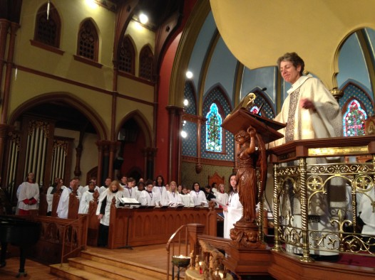 Dr. Katharine Jefferts Schori is the Presiding Bishop of the Episcopal Church.
