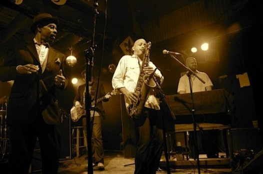 Catch Galactic Friday at Tipatina's or Saturday at the Sugar Mill for solid post-Jazz Fest concerts.