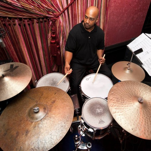 Adonis Rose plays Saturday night at Irvin Mayfield's Jazz Playhouse free show.
