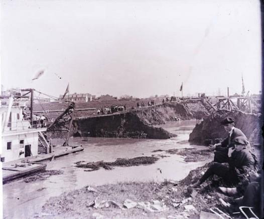 basin canal