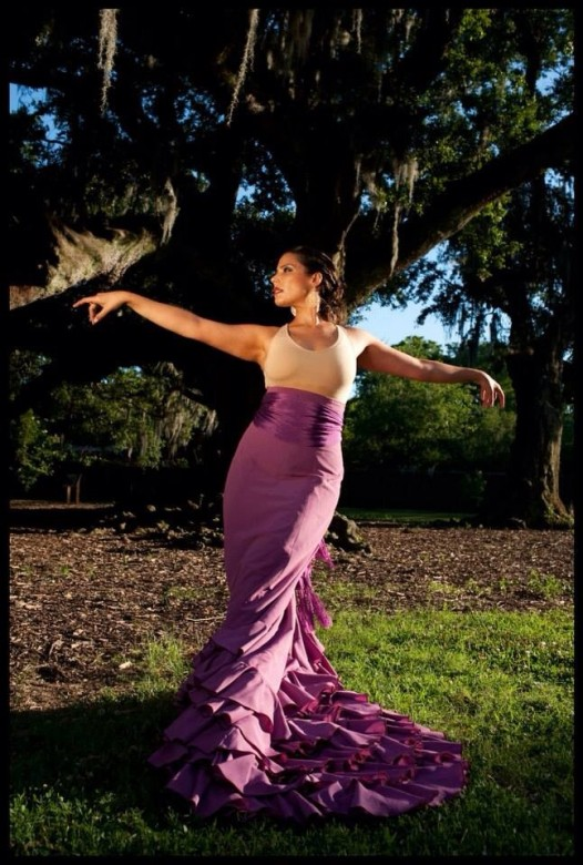 Eliza Llewellyn has opened Cafe Flamenco