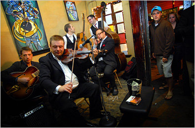 The Hot Club of New Orleans