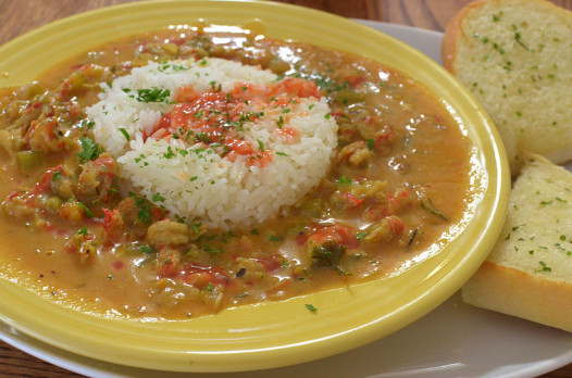 All weekend, Arnaudville will pay tribute to Cajun and Creole culinary staple étouffée.