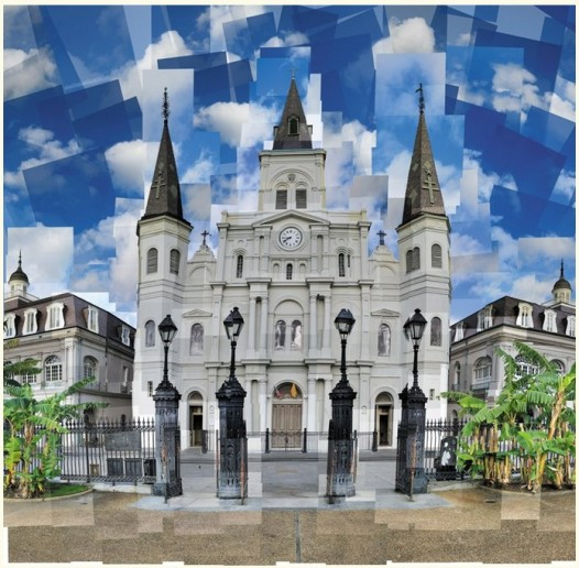 Stirling Barrett - St. Louis Cathedral
