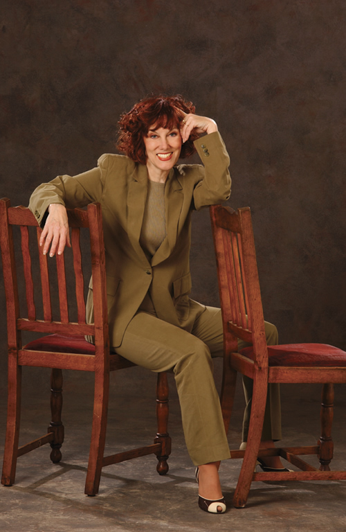 Banu Gibson, who plays French Quarter Fest on Friday, has been to DeRidder twice to perform.