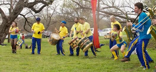 Uptown Azz Fest, beaturing BateBunda, will serve as a calmer Jazz Fest alternative on Sunday.