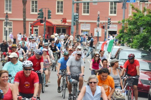 Bring out your bikes Saturday and Tuesday for NOLA-oriented cycling awareness events.