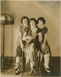 The Historic New Orleans Collection hosts a special lecture-performance hybrid tribute for the late local trio, the Boswell Sisters.