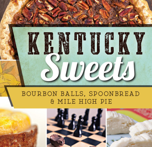 Sample some duscussion, a free Kentucky cocktail, and dessert offerings from cookbook author Sarah Baird's most recent publication.