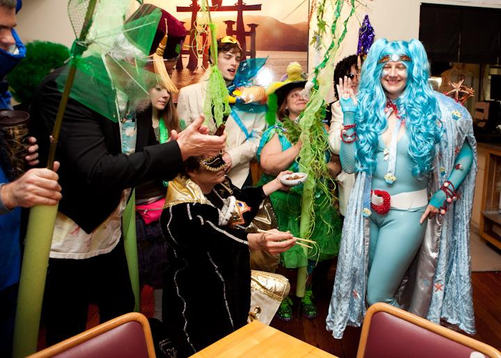 Krewe of K.O.A.K.'s annual Mid-Summer Mardi Gras returns Saturday evening. (Photo: Jason Kruppa)