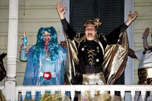 Krewe of K.O.A.K. (Photo: Jason Kruppa)