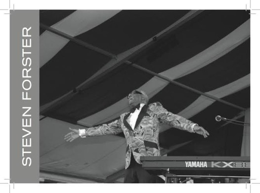 For Jazz Fest, at the Angela King Gallery, photographer Steven Forester will showcase a set of archival photos of Jazz icons.