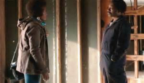 """Yolonda Ross and Clarke Peters in a scene of """"Treme""""."""
