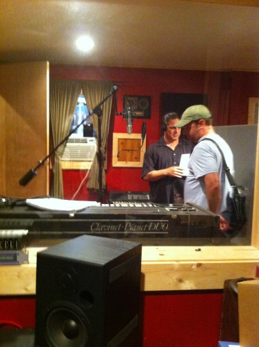 Brian Friedman and Johnny Rock