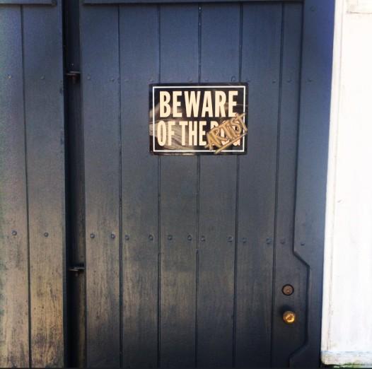 beware artist