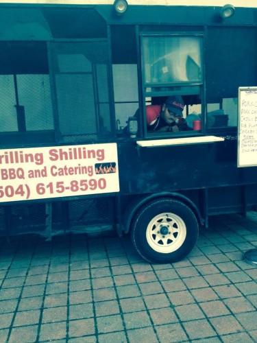 grilling sh