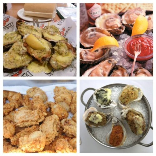 Oyster Fest returns to Woldenberg Park this weekend.