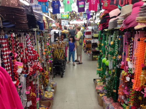French Quarter souvenir shops: One owner argues they serve an important purpose.
