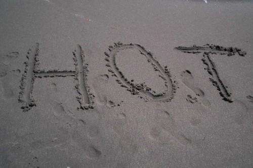 hotsand