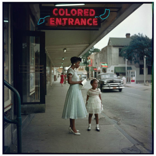 Gordon Parks - Department Store, Mobile, Alabama, 1956