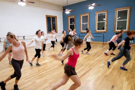 Dance Quarter offers a multitude of classes, ranging from group to fitness