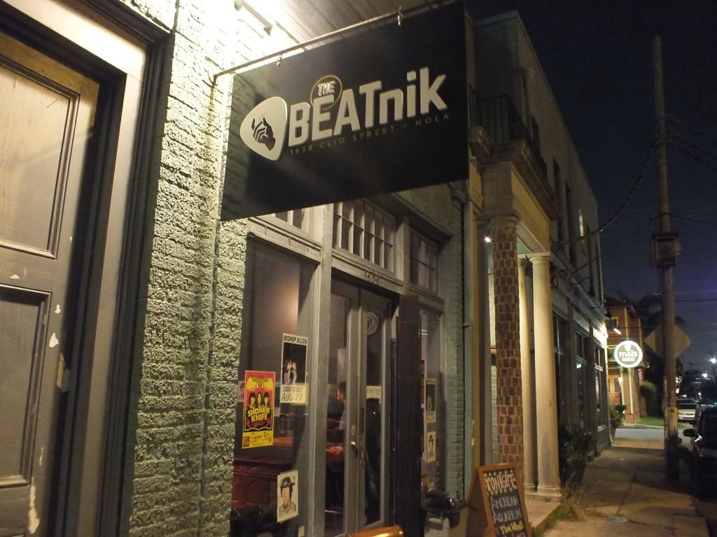 The BEATnik