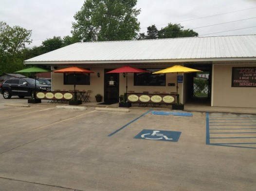The Brown Bag Gourmet in Marksville, Louisiana.