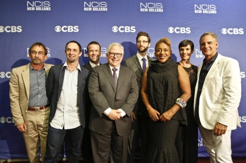 "The cast and crew of ""NCIS: New Orleans"" walked a red carpet at the World War II Museum for the series' premiere last week. You can premiere it in a parking lot."